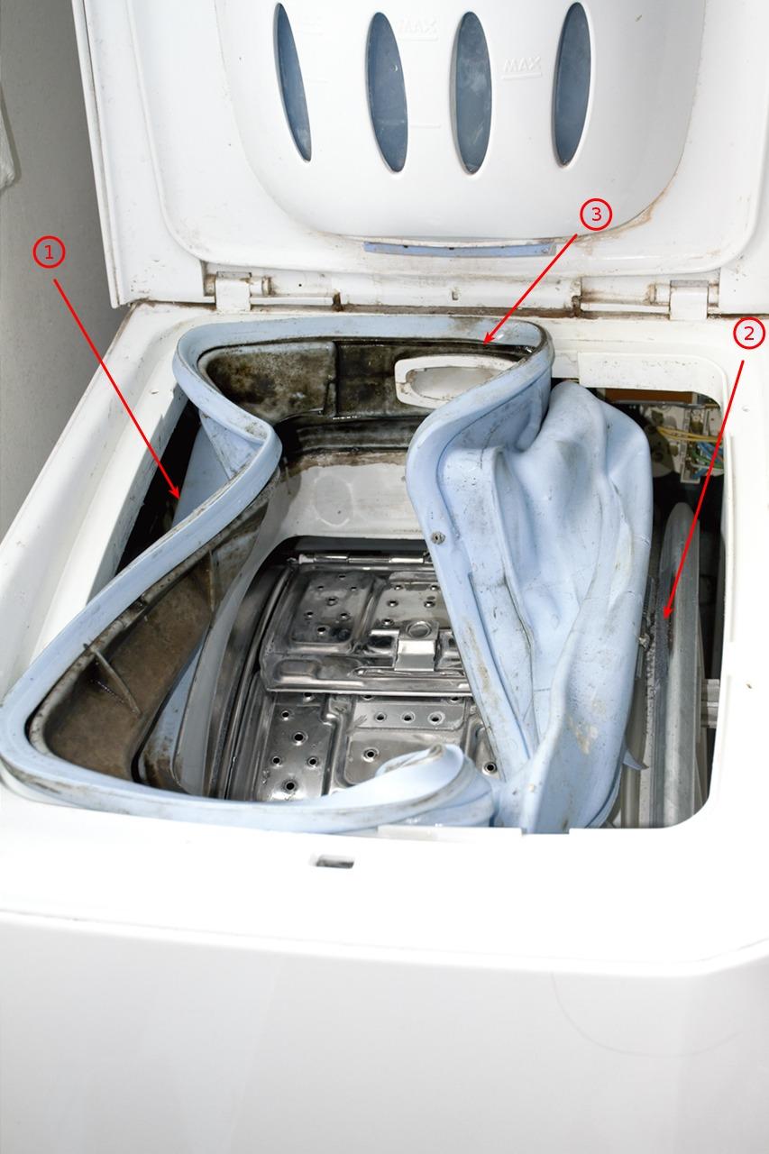 r paration d une machine laver le linge candy cts 81tv equinoxefr. Black Bedroom Furniture Sets. Home Design Ideas