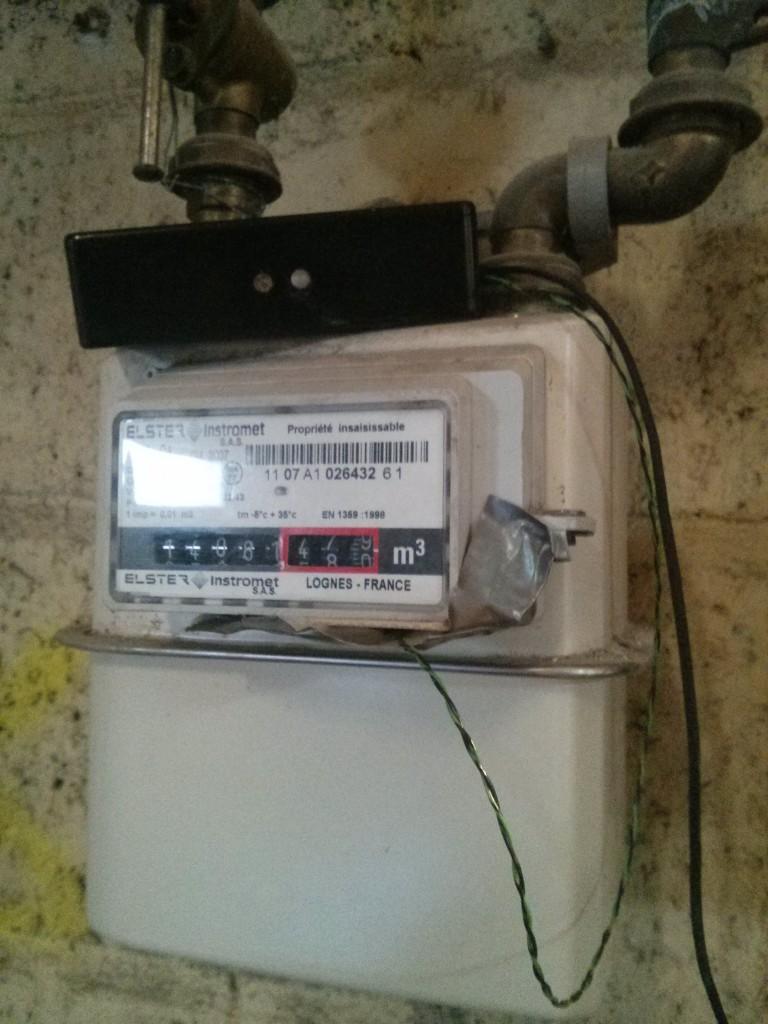 Capteur DIY Gasmonitor